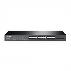 Switch TP-LINK T1600G-28TS (TL-SG2424) (24x 10/100/1000Mbps)-907694
