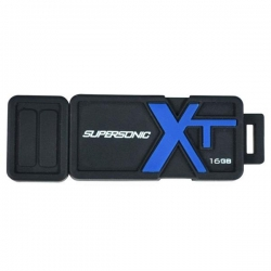 Pendrive Patriot Memory Supersonic Boost XT PEF16GSBUSB (16GB; USB 3.0; kolor czarny)-929333